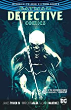 Batman - Detective Comics: The Rebirth Deluxe Edition - Book 2 (Detective Comics (2016-))