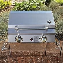 Member's Mark Gr4039-014943 Portable Stainless Steel 2-Burner Gas Grill