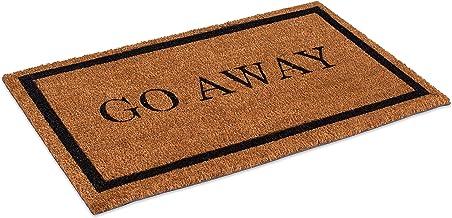Cat Doormat Go Away