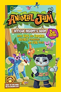 Animal Jam Official Insider's Guide, Second Edition (National Geographic Kids)