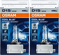 Quemador de xen/ón XENARC COOL BLUE INTENSE l/ámpara de descarga Osram D1S 35W estuche 1 unidad