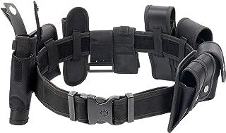 YaeKoo Black Law enforcement modular equipment system security military tactical duty utility belt