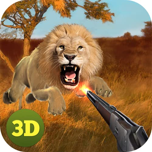 Wild Animal Hunter Shooting 3D
