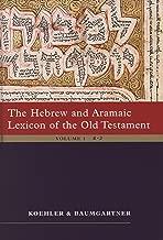 hebrew and aramaic lexicon