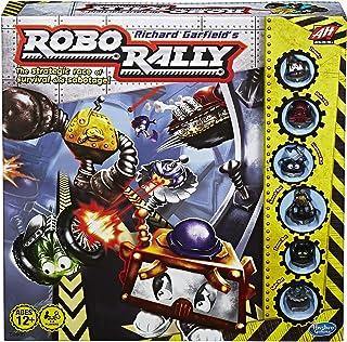 Avalon Hill Hasbro8905000 2016 Edition Robo Rally, engelska