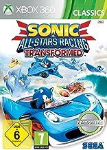 Sonic All-Stars Racing Transformed Classics (X360) [Importación Alemana]