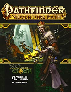 Pathfinder War for the Crown #1 Crownfall