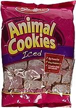 Stauffers Animal Cookies, Iced 14.5 Oz