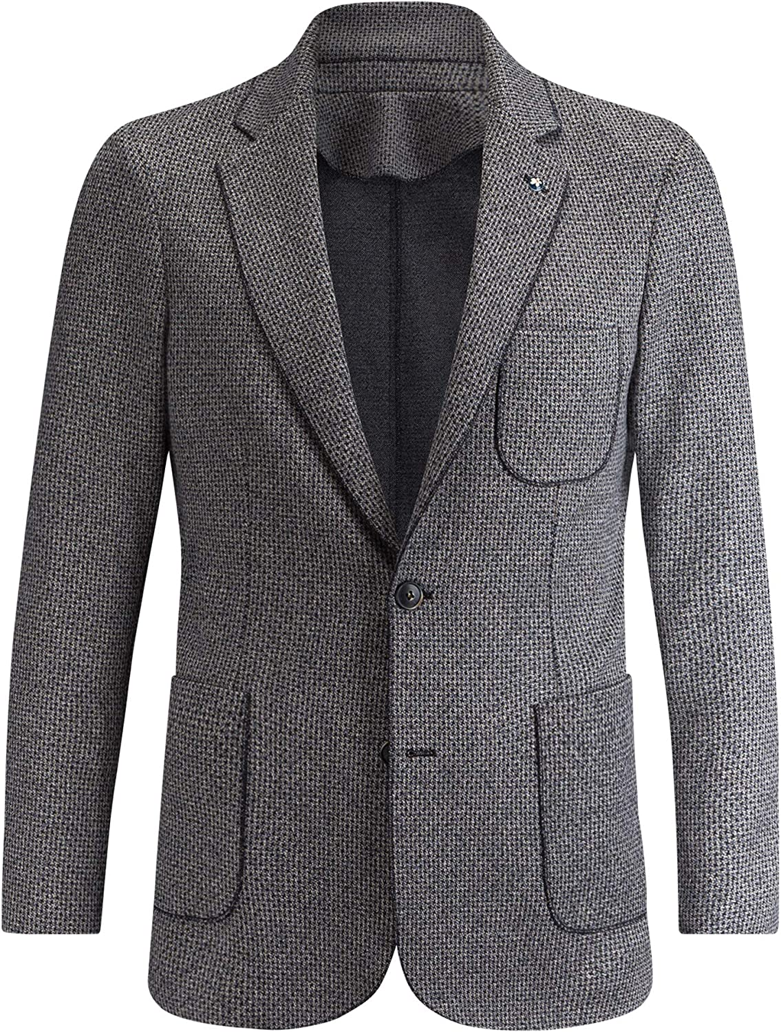 Bugatchi Mens Two Button Cheap mail Max 53% OFF order sales Blazer