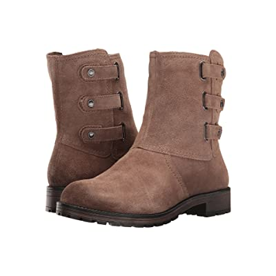 Naturalizer Tynner (Dover Taupe Suede) Women