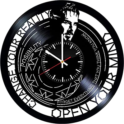 Doctor Strange Fan Gift Vinyl Record Wall Clock - Get Unique Bedroom or livingroom Wall Decor