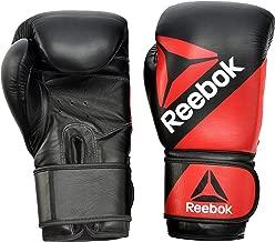 Reebok RSCB-10200RDBK Combat Leather Training Glove