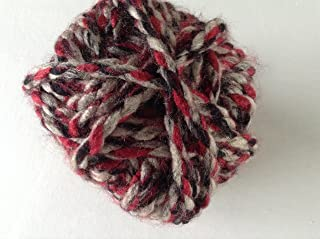 Loops & Threads Charisma Marble Yarn 1 Ball Cardinal 3 ounces