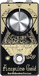 EarthQuaker Devices Acapulco Gold Power Amp Distortion Effects Pedal