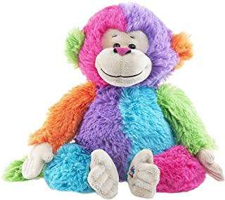 Webkinz Colorblock Monkey Plush
