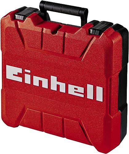 Einhell E-Box S35 Caja de herramientas De plástico Rojo - Cajas de herramientas (Tool box, Plastic, Red, 12 kg, 250 m...