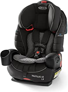Graco Nautilus 65 LX 3 in 1 Harness Booster Car Seat, Featuring TrueShield Side Impact Technology