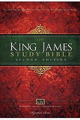 KJV Study Bible: Second Edition Kindle Edition