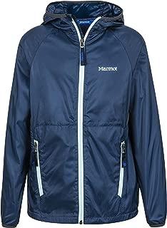Boys' Ether Lightweight Hooded Windbreaker Jacket