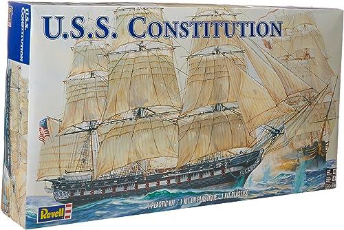 hasta 60% de descuento Revell Monogram 1  96Escala USS USS USS constitución LG Sailing Ship Modelo Kit  marcas en línea venta barata