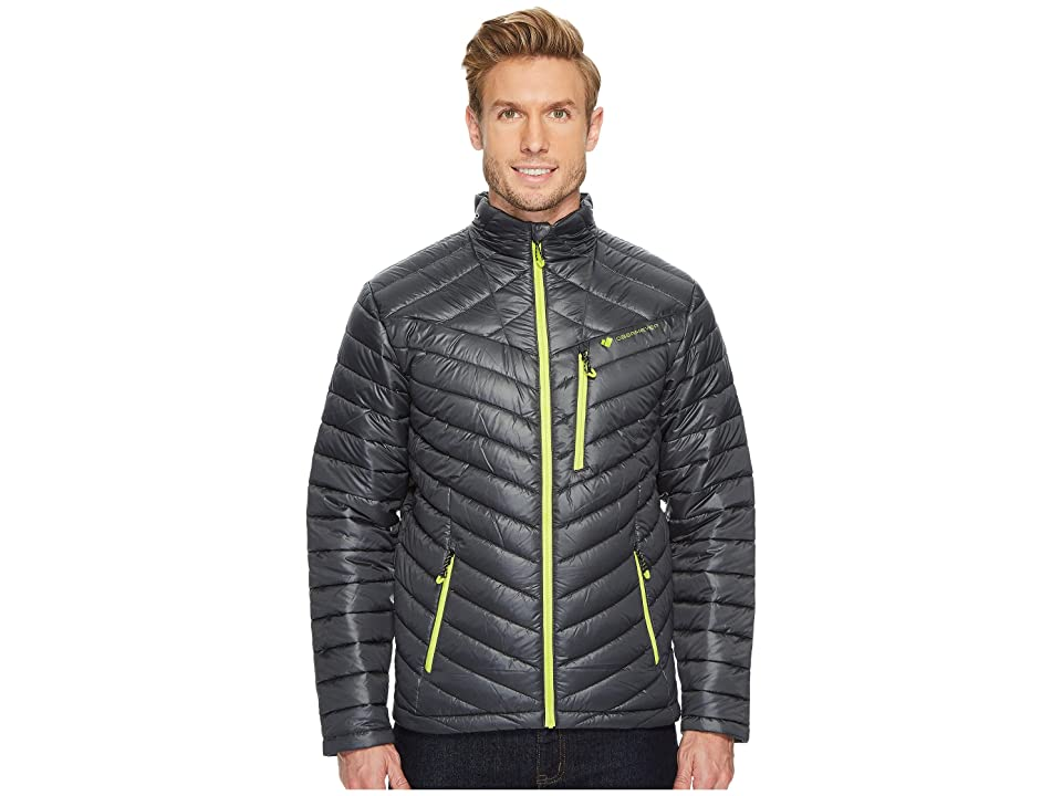 Obermeyer Hyper Insulator Jacket (Ebony) Men