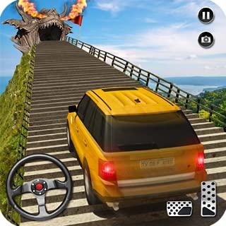 Dragon Road Car Driving Simulator 2018: Cruiser Car Stunt Games Free for Kids