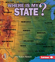 Where Is My State? (First Step Nonfiction ― Where Am I?)