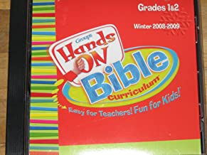 Group's Hands On Bible Curriculum Grades 1 & 2 Winter 2008-2009