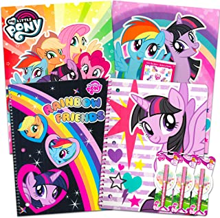 my little pony notebooks and folders