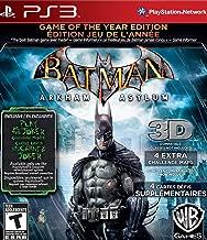 Batman Arkham Asylum: Game Of The Year