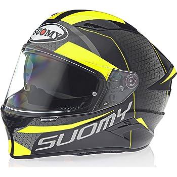 Suomy KTVR00X6-2X Speedstar Helmet Matte Black Extra Large