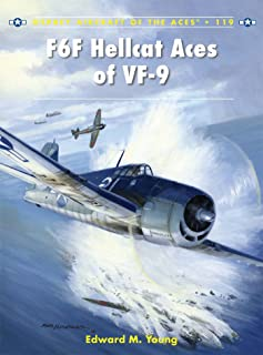 F6F Hellcat Aces of VF-9 (Aircraft of the Aces)