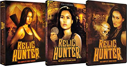 Relic Hunter: The Complete Series (Seasons 1-3 Bundle)