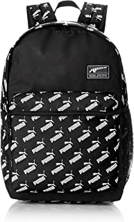 PUMA Unisex-Adult Backpack, Black - 0757332
