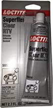 Best loctite si 595 clear rtv silicone adhesive sealant Reviews