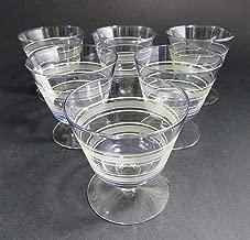 Conjunto 6 Taças Cristal Frances Drink Conhaque 135 Rrdeco (Translucido)