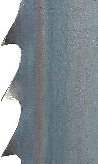 Starrett Duratec SFB Band Saw Blade, Carbon Steel, Hook Tooth, Raker Set, Positive Rake, 150