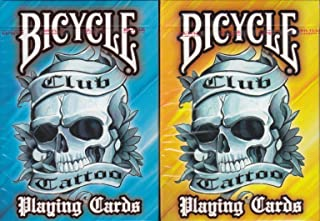 Best bicycle club tattoo playing cards Reviews