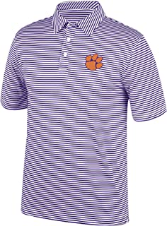 Top of The World NCAA Men's Team Color Stretch Bunker Polo