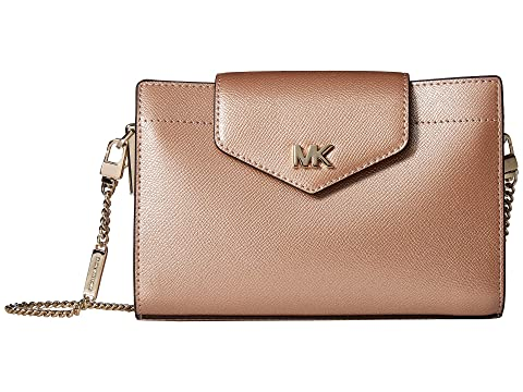22d6252535930a MICHAEL Michael Kors Medium Crossbody Clutch at Zappos.com