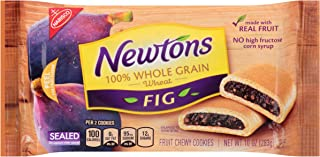 Newtons Fig 100% Whole Grain Fruit Chewy Cookies, 10 Ounce
