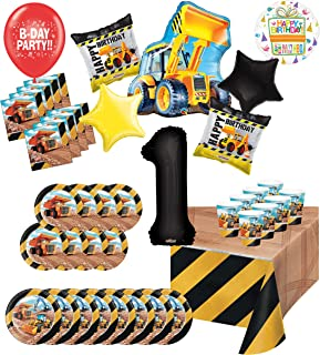 Best construction 1st birthday Reviews