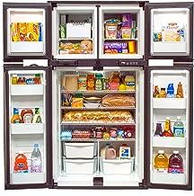 Norcold 1210 1210-RV Refrigerator-12 cu. ft. -4-door-2-Way AC/LP