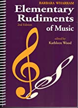 TWER - Elementary Rudiments of Music, 2nd Edition