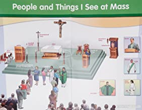 People and Things I See at Mass Poster: Grade 2 (Christ Our Life 2009)