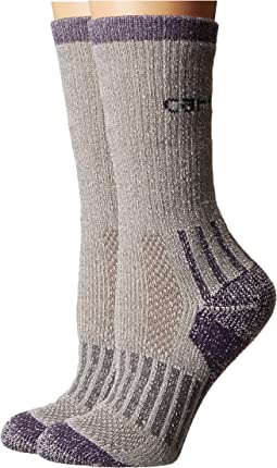 All Terrain Crew Socks 2-Pair Pack
