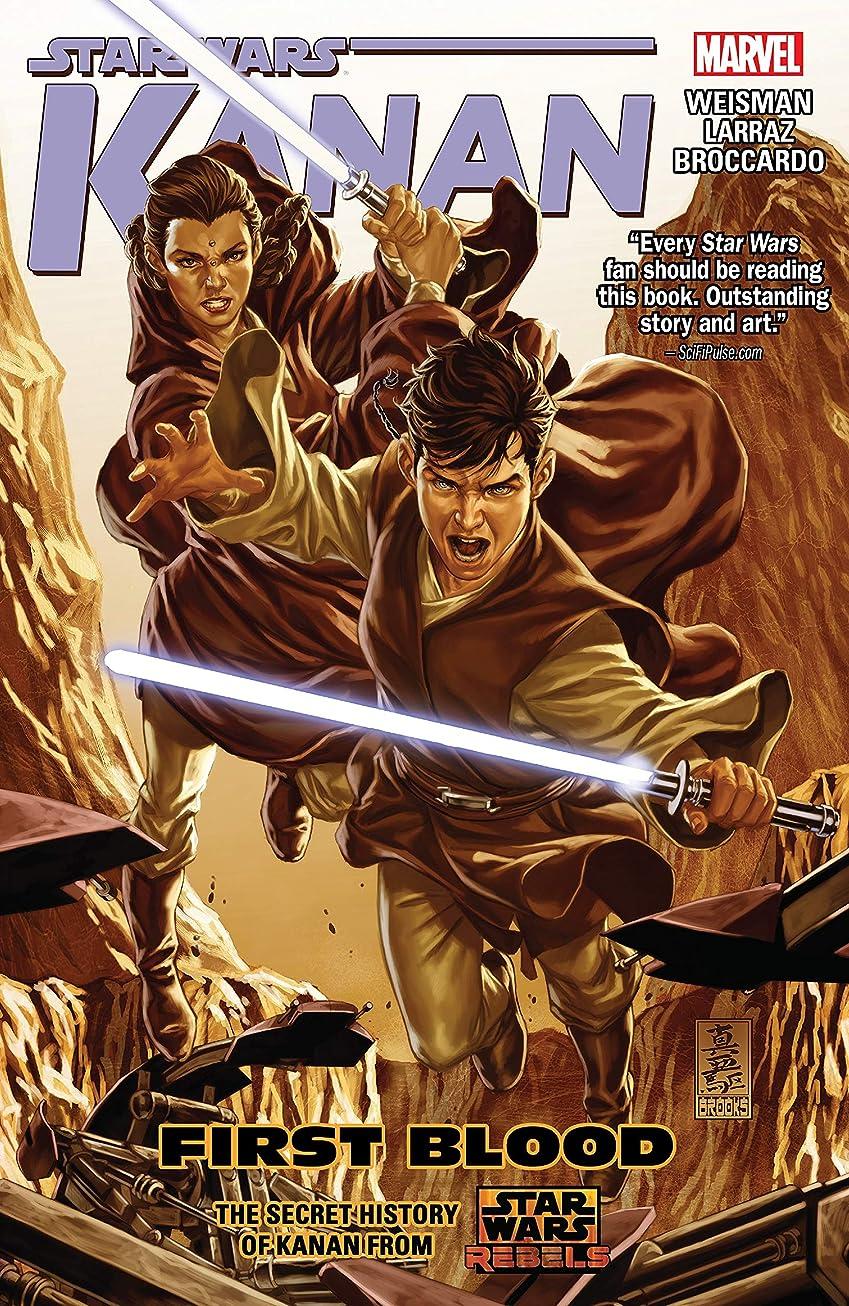 カヌー移動する支払いStar Wars: Kanan Vol. 2: First Blood (Kanan - The Last Padawan) (English Edition)