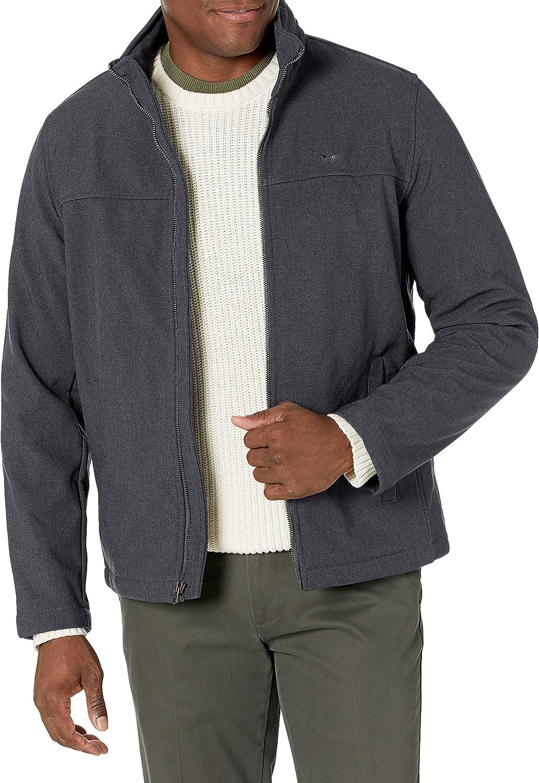 Albuquerque Mall Dockers Men's 360 Series Performance Regular Shell Jacket Soft Factory outlet
