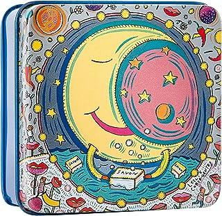 Pre de Provence Zodiac Collection Shea Butter Enriched Soap Bar, Moon, (0.4 lbs)