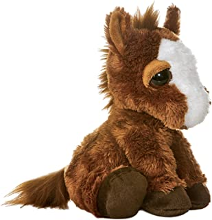 """Aurora World Dreamy Eyes Plush Prancer Pony 10"""""""